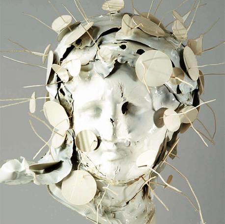 Sculptures • 2014 _Tête 15