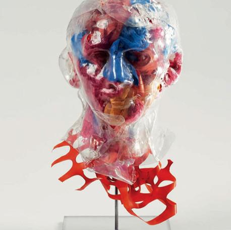 Sculptures • 2014 _Tête 09