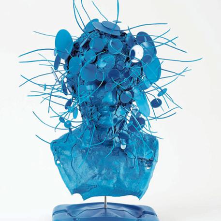 Sculptures • 2014 _Tête 02