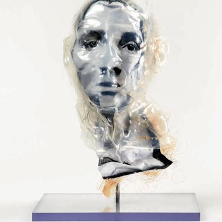 Sculptures • 2014 _Tête 07