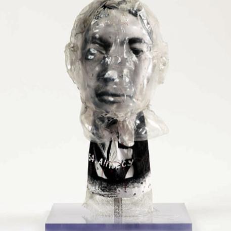 Sculptures • 2014 _Tête 06