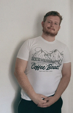 Coffee Beats Tee