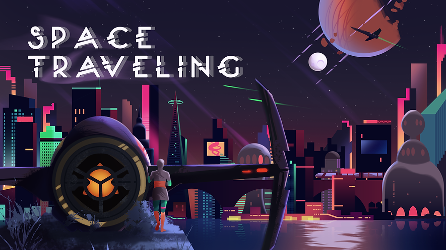 Space Traveling