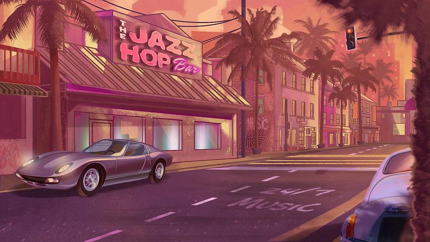 Sunset Ave