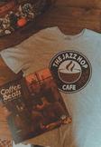 Coffee Beats Vinyl & Logo T-Shirt