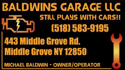 Baldwin's Garage