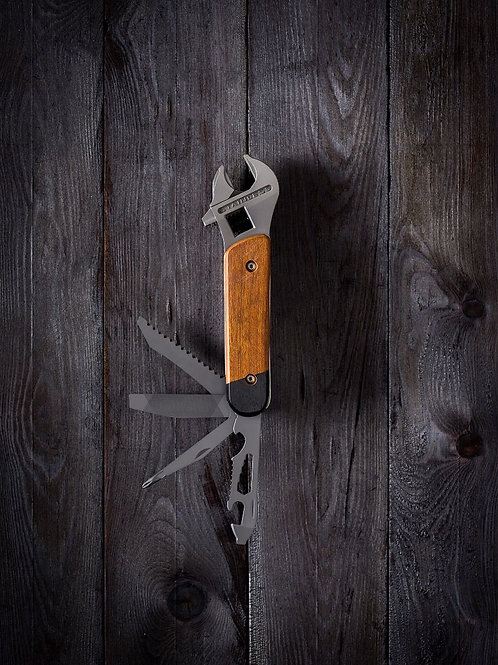 GENTLEMEN'S HARDWARE多用途板手刀具組合