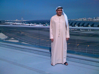 L'emiro guarda la crisi