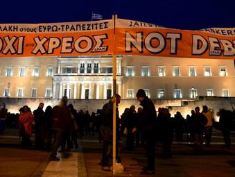 La Bce taglia i fondi al Partenone