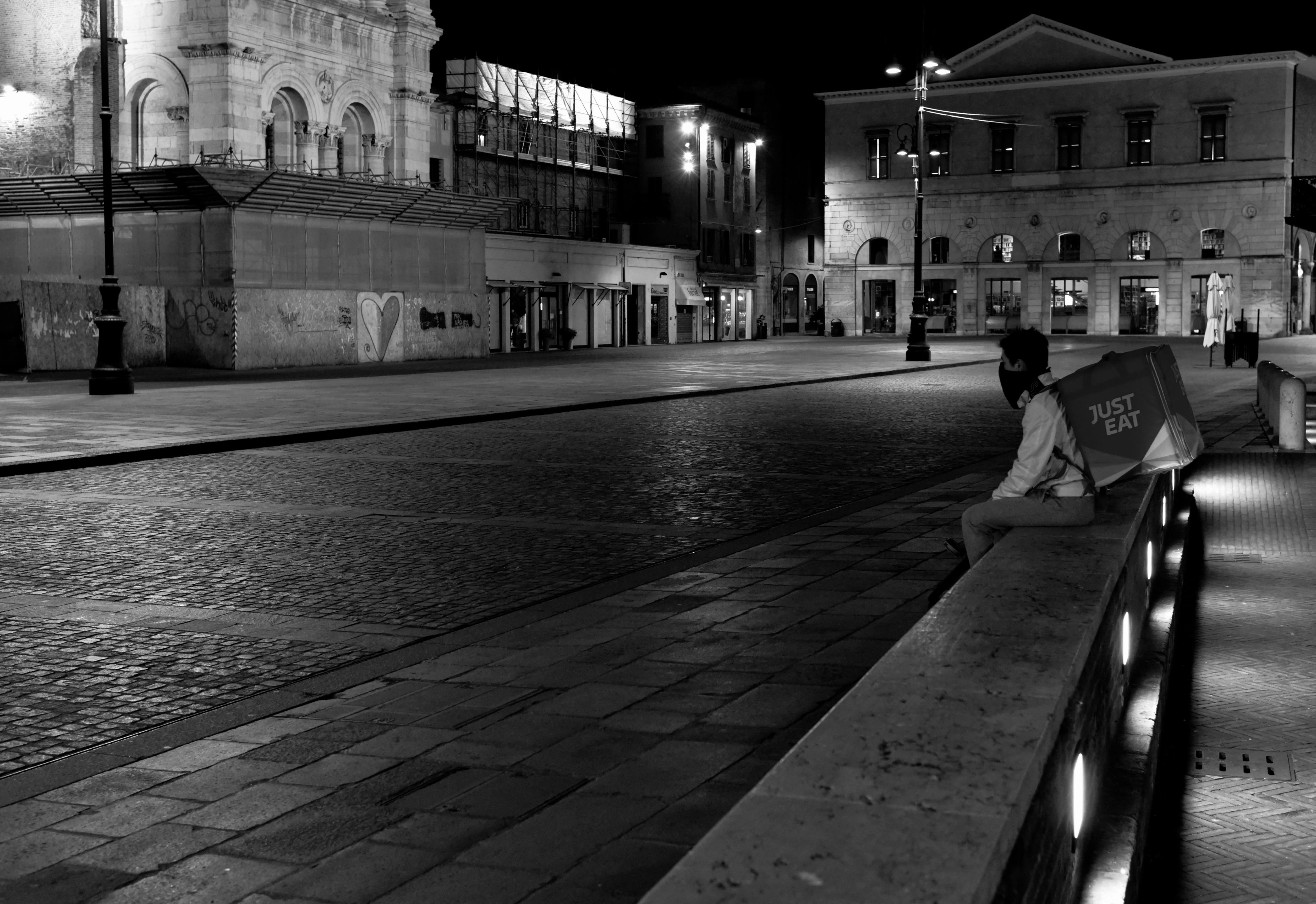 Ferrara ai tempi della pandemia