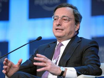 Draghi si scopre più debole