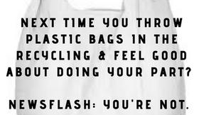 Let's Ban Plastic Bags Already