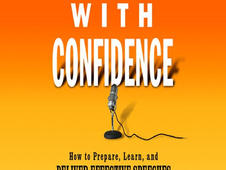 Speak Up With Confidence: Audiobook Review