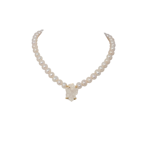 Petite Galet Necklace