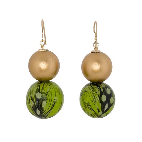 Lajas Earrings