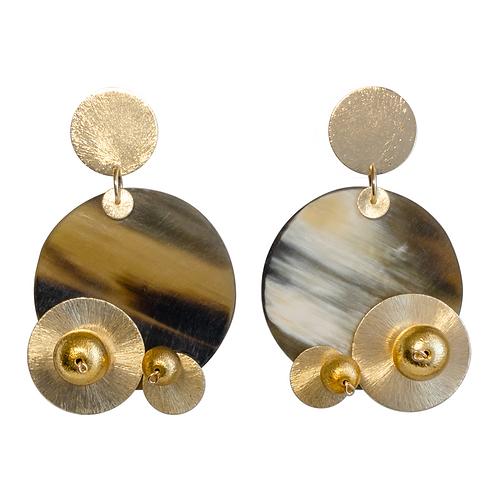 Piece Corne Earrings 3