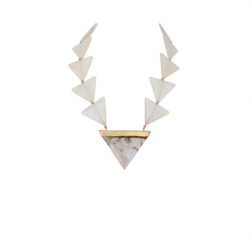 Triangle Dalle Necklace
