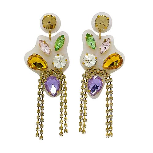 Scintillant Earrings