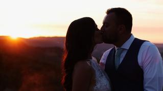 Katie + David CA Wedding