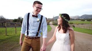 Nipomo Creek Farms Wedding