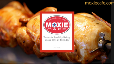 Motion Graphic Promo Moxie Cafe