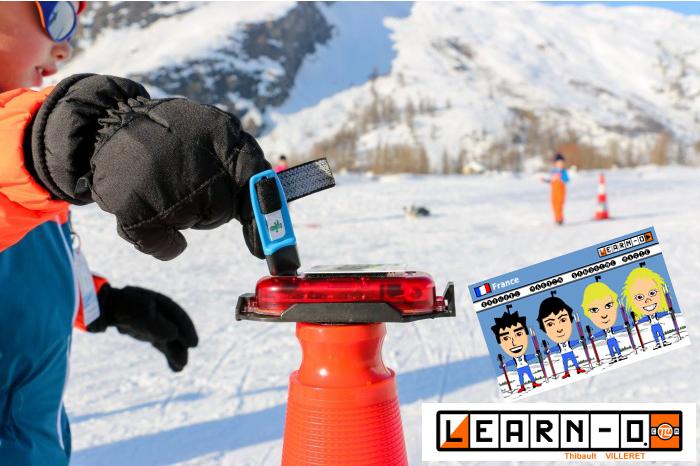learnO neige