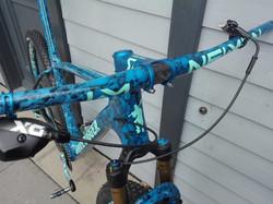 Mountain Bike komplett Design