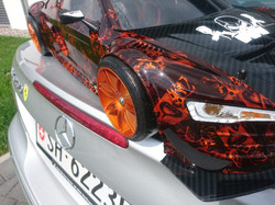 Rc Car Skull Design