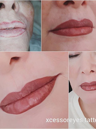 Asymmetrical Lips_or need a little more