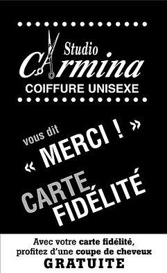 Studio Carmina - Salon de coiffure à St-Canut, Mirabel