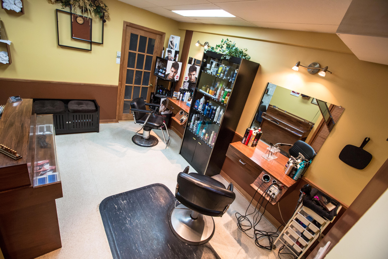 Le studio en photo