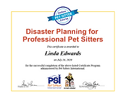 Disaster Prepared Certified Pet Sitter.p