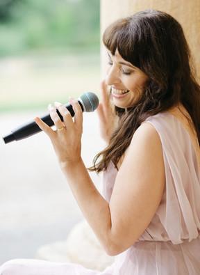 Portrait Sängerin