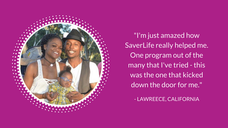 Lawreece's Story: Saving for Her Son's Treatments