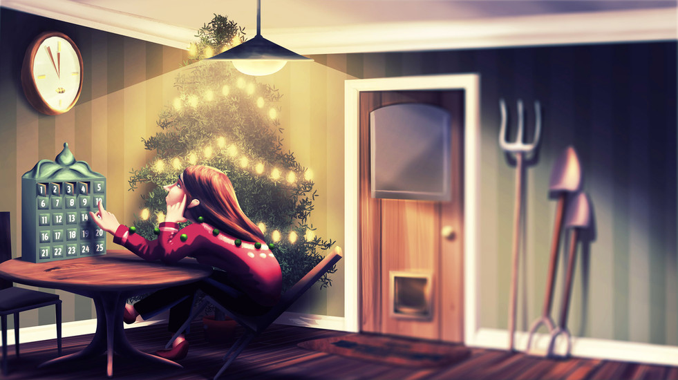 SuperCell - Illustration