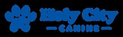 Holy City Canine Logo