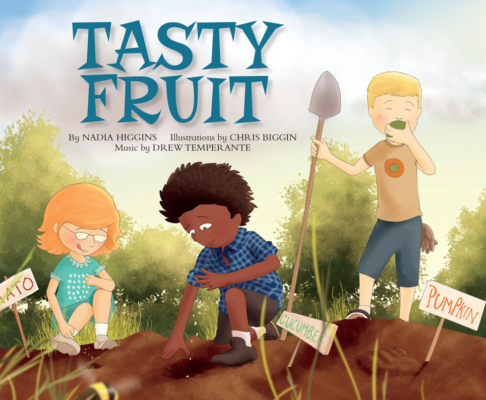 Cantata - Tasty Fruit