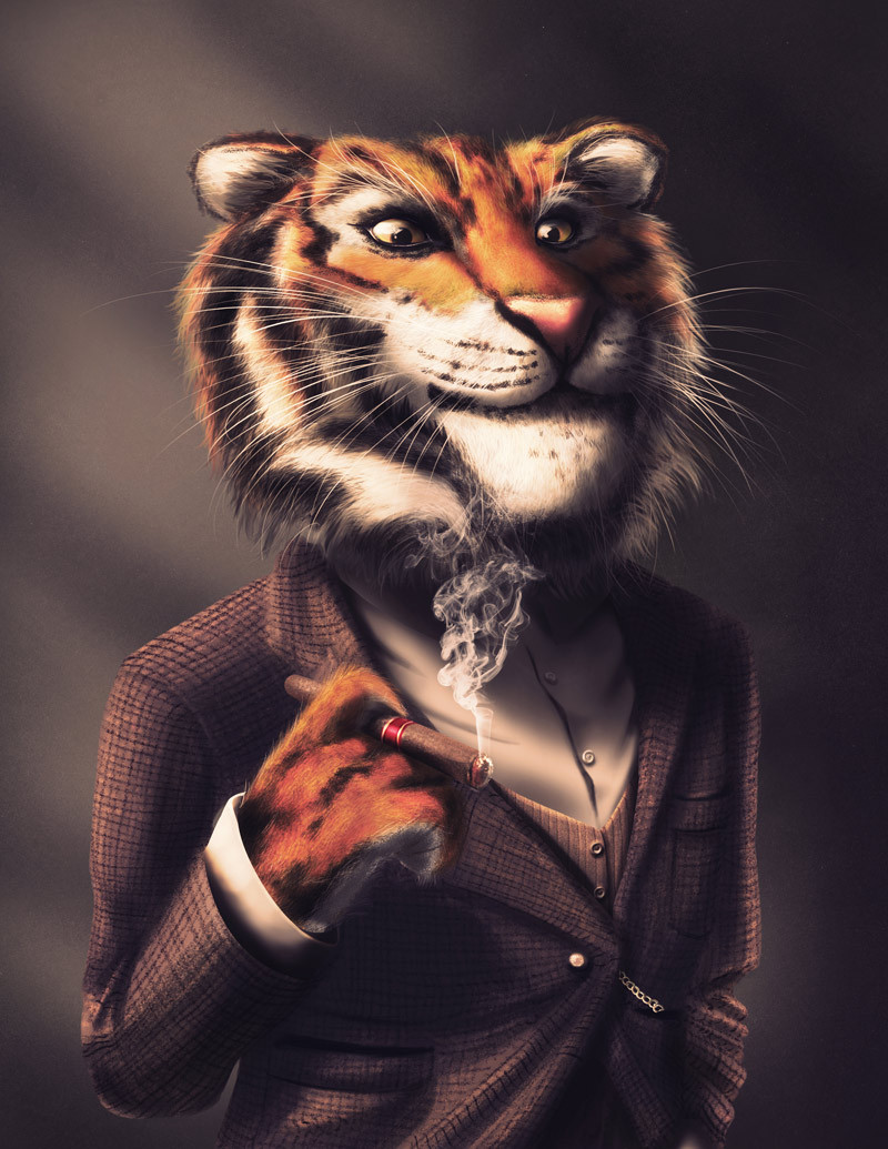 Pussycat Tiger