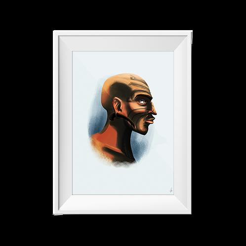 Polynesian Warrior