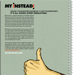 MyInstead! Student Notebook