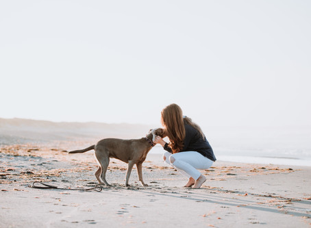 Can I be in the photos with my dog?