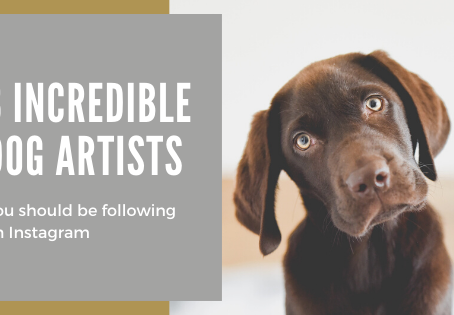 8 Incredible dog artists you should be following on Instagram