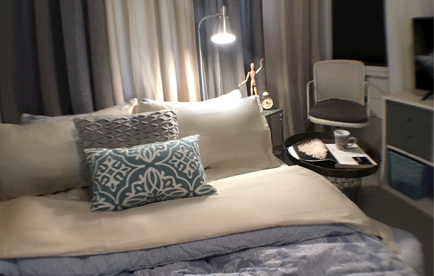APT 208 - Ready for Bed