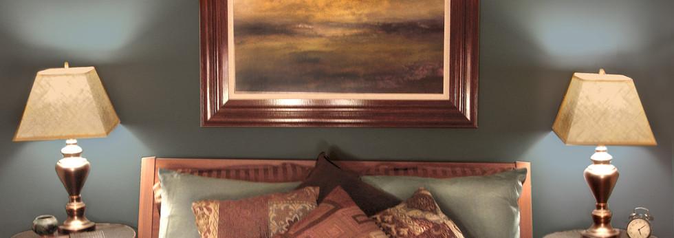 APT 1 - Blue Bedroom