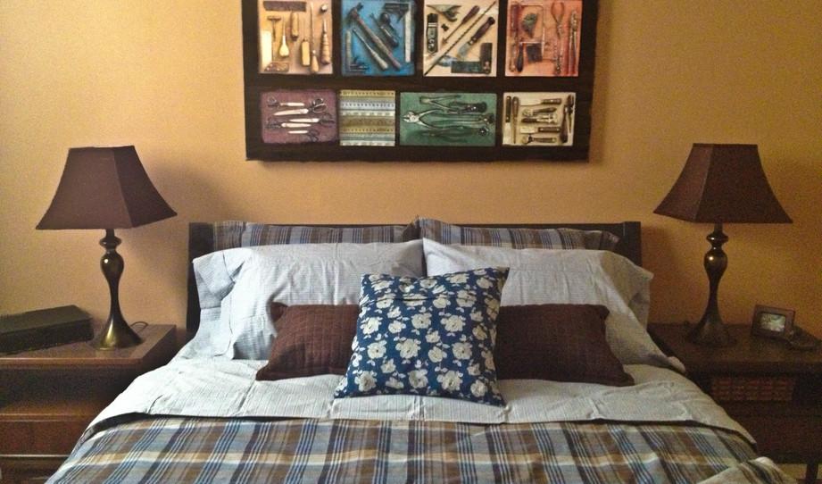 APT 2 - Cabin Bedroom