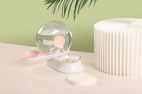 AIWO 自動給水器エサ皿あり