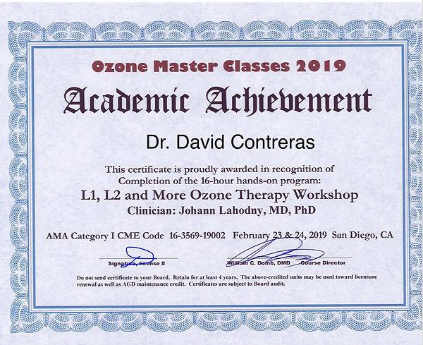 Dr David Contreras ozone master class.JP