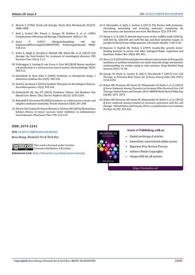 14 vitOrgan Cell Molecular Therapy Dr Da