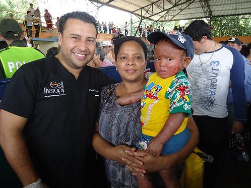 Ayuda a un Niño con Discapacidad de Bajos Recursos