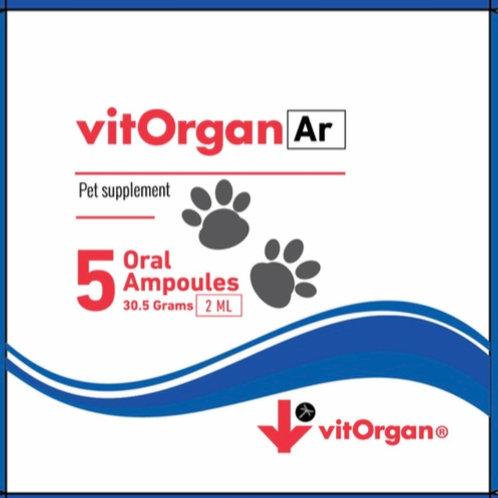 vitOrganAr | Línea Pet | Huesos y Articulaciones Saludables